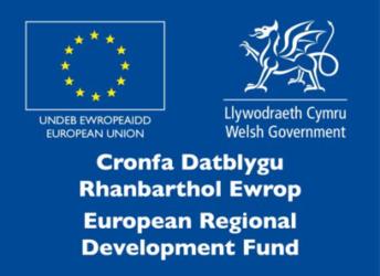 Welsh Government and European Regional Development Fund